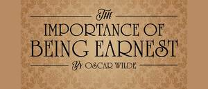 The Importance Of Being Earnest 911