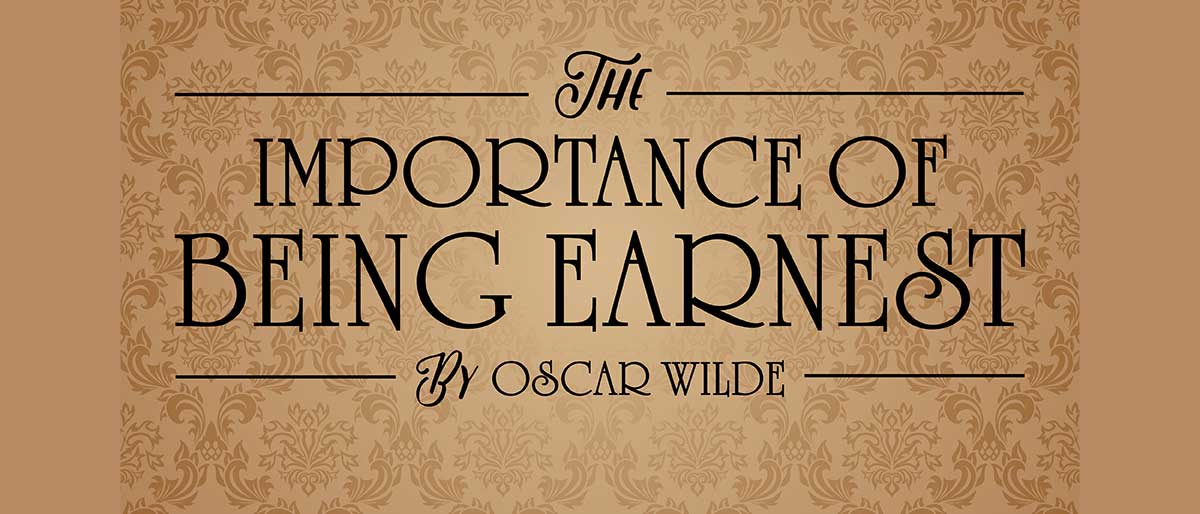 Permalink to: The Importance Of Being Earnest